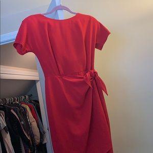 Red Jones New York Dress